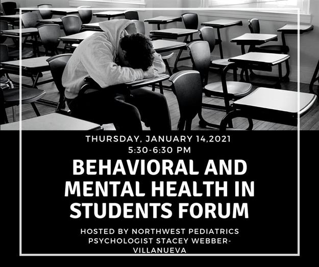 Behavior and Mental Health In Students