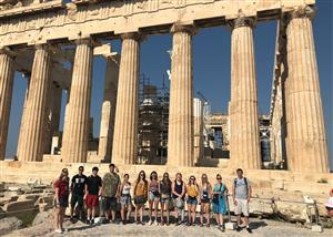 group in greece