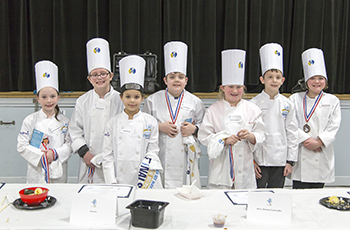 Second Annual Future Chef Event Successful
