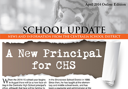 Click image to read School News